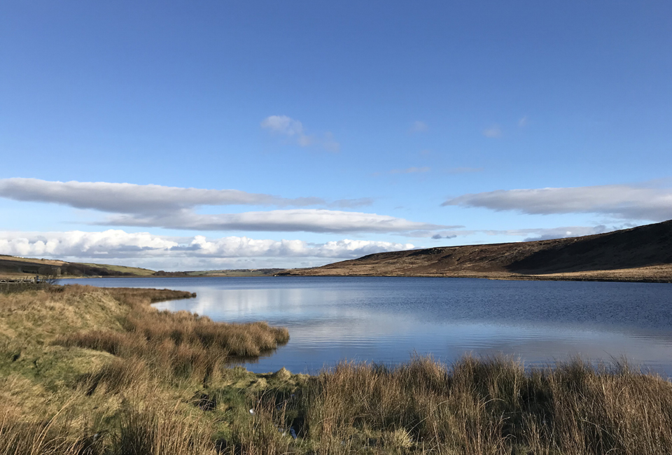 Witherns Clough Reservoir